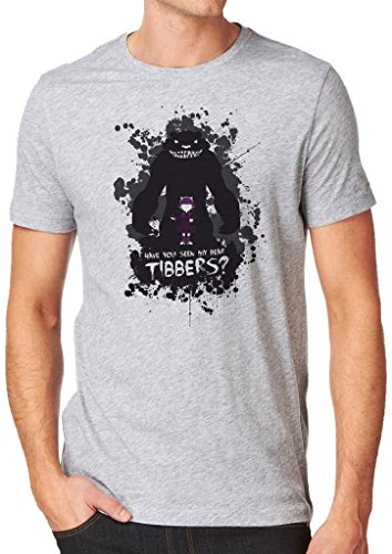 League of Legends Annie Have you seen my Tibbers ? Shirt Custom Made T-shirt (L)