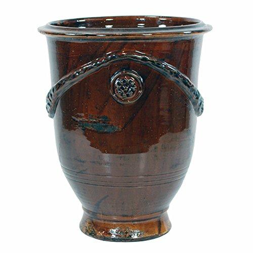 Winward Designs toskanischen Urne, 23, Kaffee BRAUN