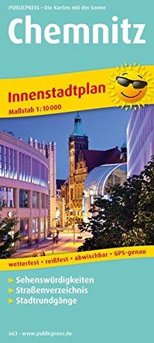 Stadtplan Chemnitz