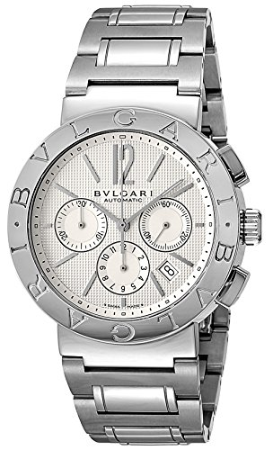 Bvlgari relojes bb42wssdch blanco