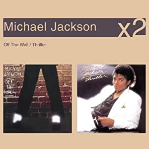Coffret 2 CD : Off the Wall / Thriller [Import USA]