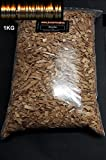 BBQ Woodchips Kirsche 1 KG cherry für den Grill Kugelgrill oder Smoker