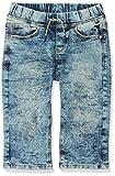 s.Oliver Jungen Shorts 61.803.72.5384, Blau (Blue Denim Stretch 53z3), 176 (Herstellergröße: 176/REG)