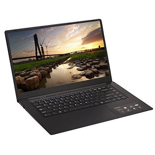 wlgreatsp 15.6-inch Display 4+64GB Laptop Ultra-thin Quad-core Business Game Computer