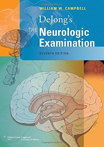 DeJong's The Neurologic Examination por William W. Campbell