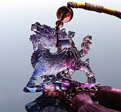 ULLK Creative Home Handmade Glaze Kunsthandwerk, Animal Home Dekoration, GroßE Geschenke (1)