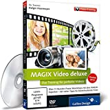 MAGIX Video deluxe 2013 - Das Training für perfekte Videos (Galileo Design)
