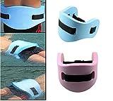 YEAH67886- Supporto galleggiante per esercizi di nuoto, cintura in vita, colore: blu