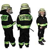 Feuerwehr-Uniform für Kinder, Gr. 104...Vergleich