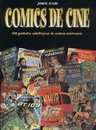 Los Comics de cine: un repaso a los comics de la editorial Novaro