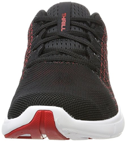 Under Armour Herren UA Thrill 3 Laufschuhe Schwarz (Black 002)