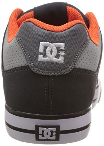 DC Shoes - Pure M Shoe - Sneaker, homme Gris