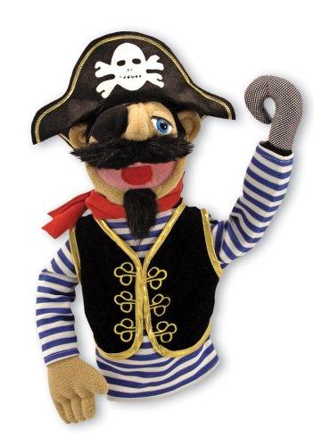 Melissa & Doug - Títere de pirata (13899)