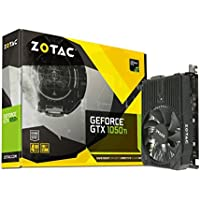 Zotac Geforce GTX 1050 Ti ZT-P10510A-10L Mini Grafikkarte 4GB