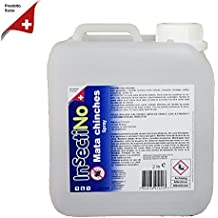 InsectiNo Mata Chinches - 1 x 2 LTR Bidon - contra Las Chinches, Mosquitos,