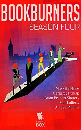 Bookburners: The Complete Season 4 (English Edition)