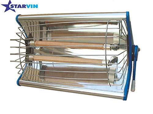 Starvin Happy Home Laurels Rod Type Heater || Room Heater || 1 Season Warranty || Model – Bobby ||S-06