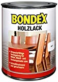 Bondex Holzlack Seidenglänzend 0,25 l - 352566