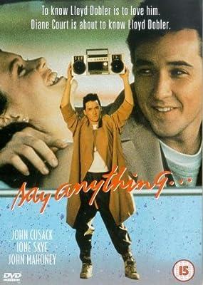 Say Anything [1989] [DVD] by John Cusack
