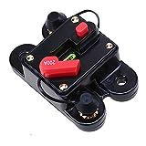 Possbay Audio Stromunterbrecher Manuelles Reset Sicherung Schutz 12V