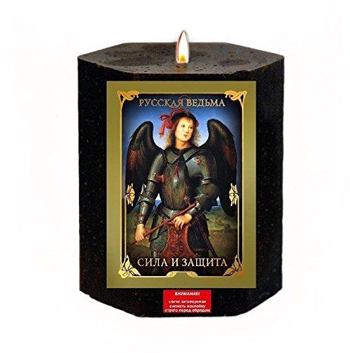 Stärke und den Schutz der Kräuter Kerze Wicca Pagan -