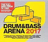 Drum & Bass Arena 2017 (3CD+MP3)