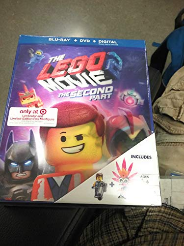 Lego Movie 2:The Second Part (Target Limited Edition)
