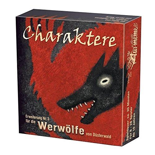 Preisvergleich Produktbild Lui-meme 001821 - Die Werwölfe von Düsterwald - Charaktere