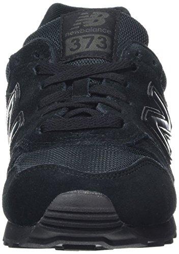 New Balance M373, Baskets Basses Homme Noir (Black)