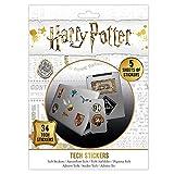 Pyramid International- Kit de 34 Autocollants-Harry Potter, TS7407, Multicolore