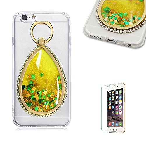 for-iphone-7-47case-with-free-screen-protectorfunyye-stylish-gold-water-drop-design-flowing-fluid-di