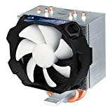 ARCTIC Freezer 12 - Semi passive Tower CPU cooler for Intel and AMD, 92 mm PWM Fan, max. Cooling Capacity 150 Watts, Silent high performance cooler - Grey/Black