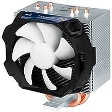 Arctic Freezer 12 - Disipador de CPU, color plata y negro