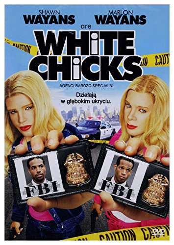 White Chicks [Region 2] (IMPORT) (Keine deutsche Version)