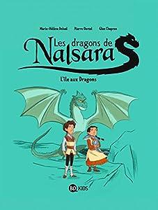 """Afficher """"Les dragons de Nalsara n° 1<br /> L'île aux dragons"""""""