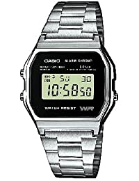 Casio Herren-Armbanduhr Collection A158WEA-1EF