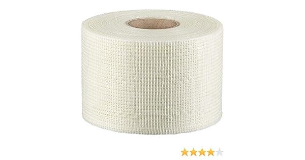 Gitterband 6 Rollen 48mm x 90m Fugenband Gewebeband selbstklebend G 0,04 EUR//m