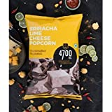 4700BC Sriracha Lime Cheese Popcorn, Pouch, 35g (Pack of 4)