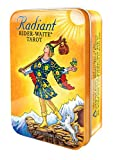 Radiant Rider-Waite Tarot in A Tin