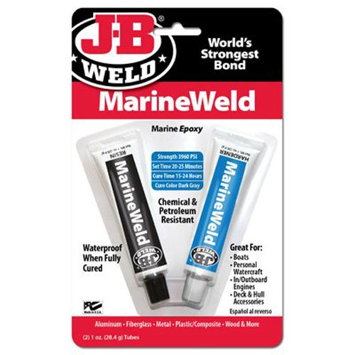 J-B Marine Weld - Adhesivo epoxi