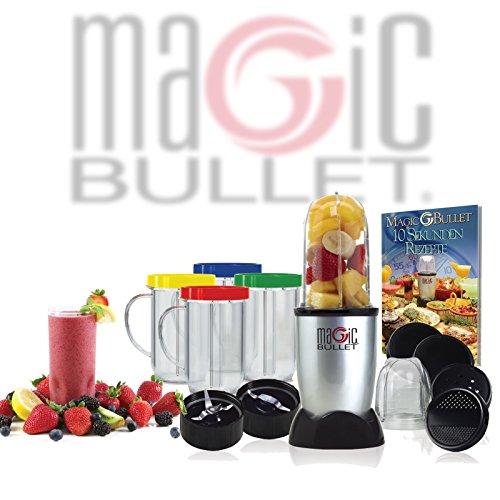 21tlg. Magic Bullet Nährstoff Extraktor Set