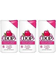 Dop Douche Crème Douceurs d'Enfance au Parfum de la Pomme d'Amour 250 ml - Lot de 3