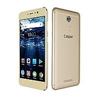 Casper Via P2 Akıllı Telefon, 2 GB, Altın (Casper Türkiye Garantili)