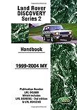 Land Rover Discovery Series II 1999-2004 MY Handbook