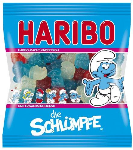 Haribo Die Schlümpfe, 30er Pack (30 x 100 (Passt Schlumpf)