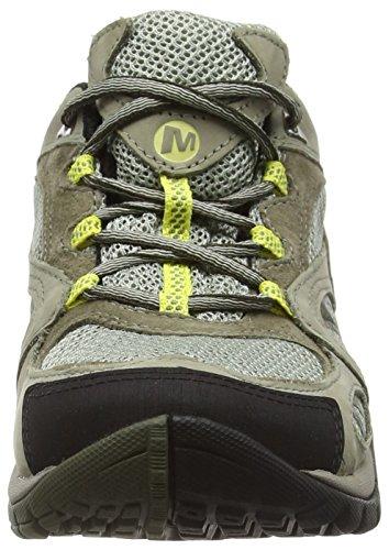 Merrell - Azura, Scarpe da arrampicata Donna Verde (Green (Granite))