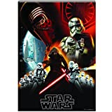 Agenda scolaire 2016 2017 STAR WARS - Collection officielle