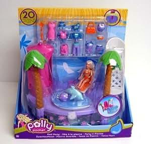 Polly Pocket Splashin' Fashion Playset