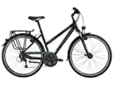 Bergamont Sponsor Tour Damen Trekking Fahrrad schwarz/grau/grün 2016: Größe: 44cm (158-164cm)