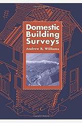 Domestic Building Surveys (Builders Bookshelf Series) Paperback